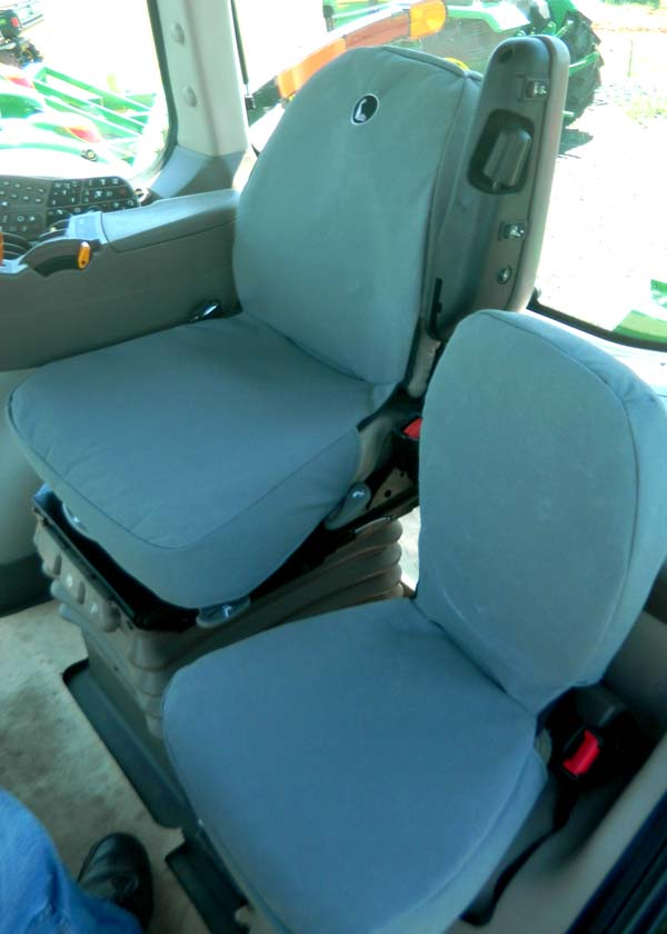 Seat Covers for agricultural tractors & Machinery
