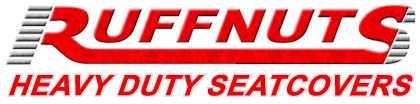 Ruffnuts Heavy Duty Fabric Seat Covers Logo