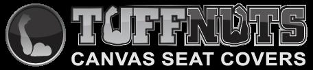 Tuffnuts Heavy Duty Canvas Seat Covers Logo